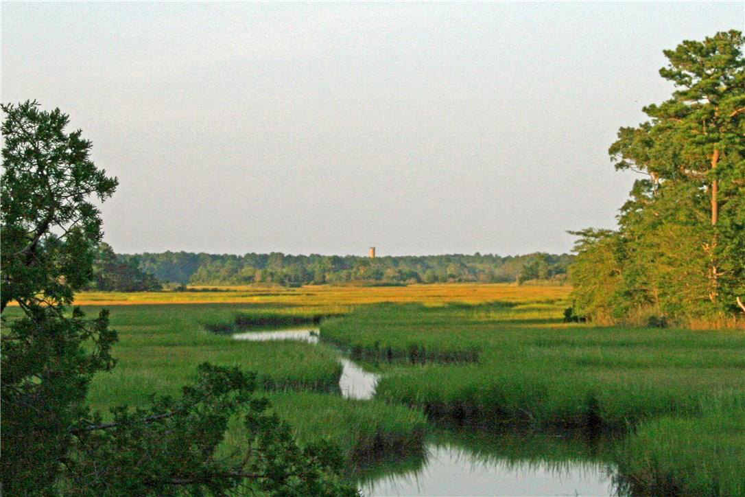 Marsh and canals | Hawkseye, Lewes, Delaware HOA Home Owners Association
